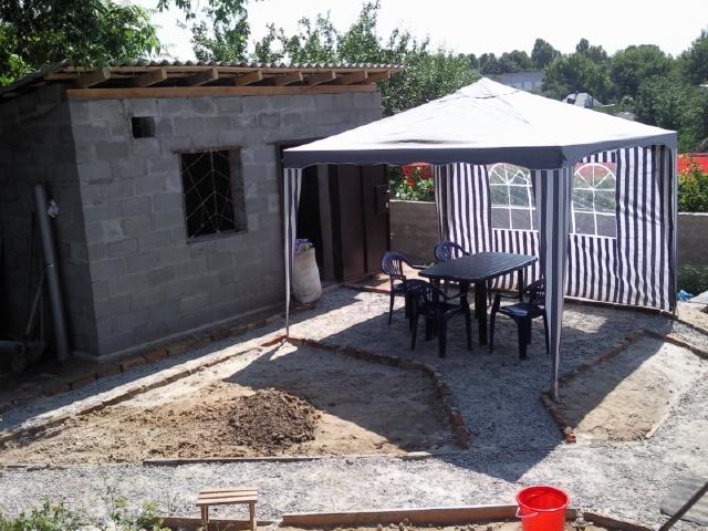 Двор готов к 4 июля