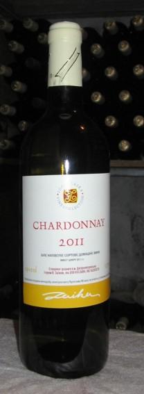 Шардоне 2011