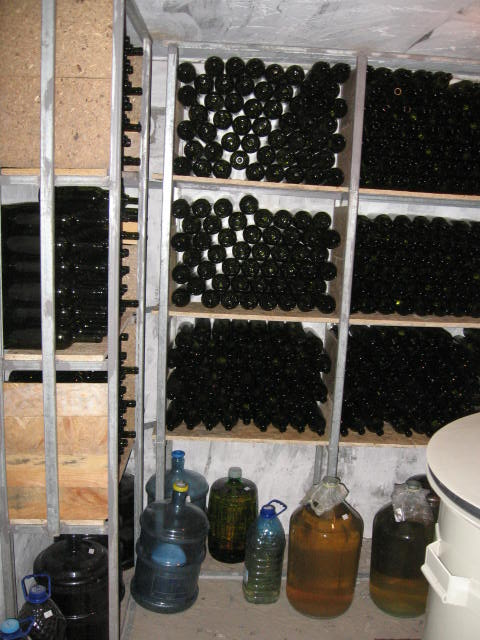 Выдержка переливки криостабилизация, Блог Игоря Заики о виноградарстве и авторском виноделии 379