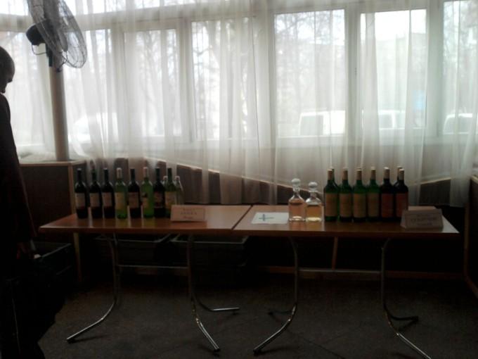 Дегустация в Днепропетровске