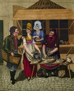 Венский улиточный рынок
