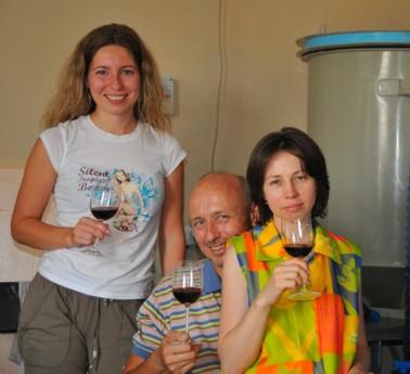 Обновления: Как дегустировать вино
