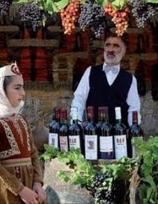 Армянский виноградарь