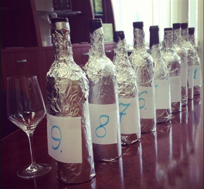 Дегустация украинских вин