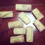 Пробки от украинских вин