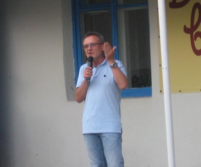 День гаражиста 2013 - Валерий Логинов