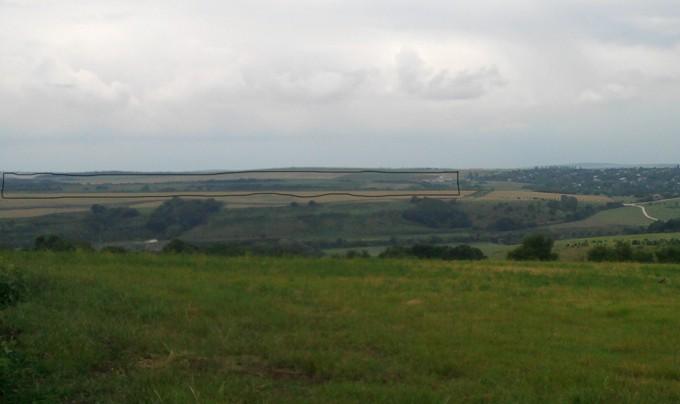 Лефкадия пейзаж