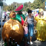 Фестиваль в Голой Пристани