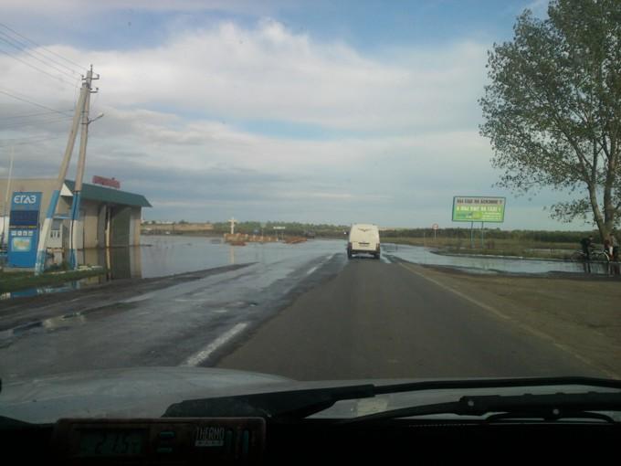 Татарбунары потоп 1