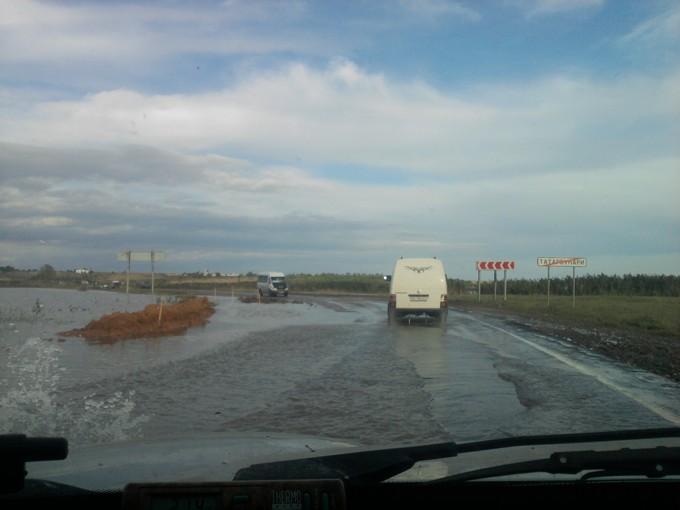 Татарбунары потоп 2