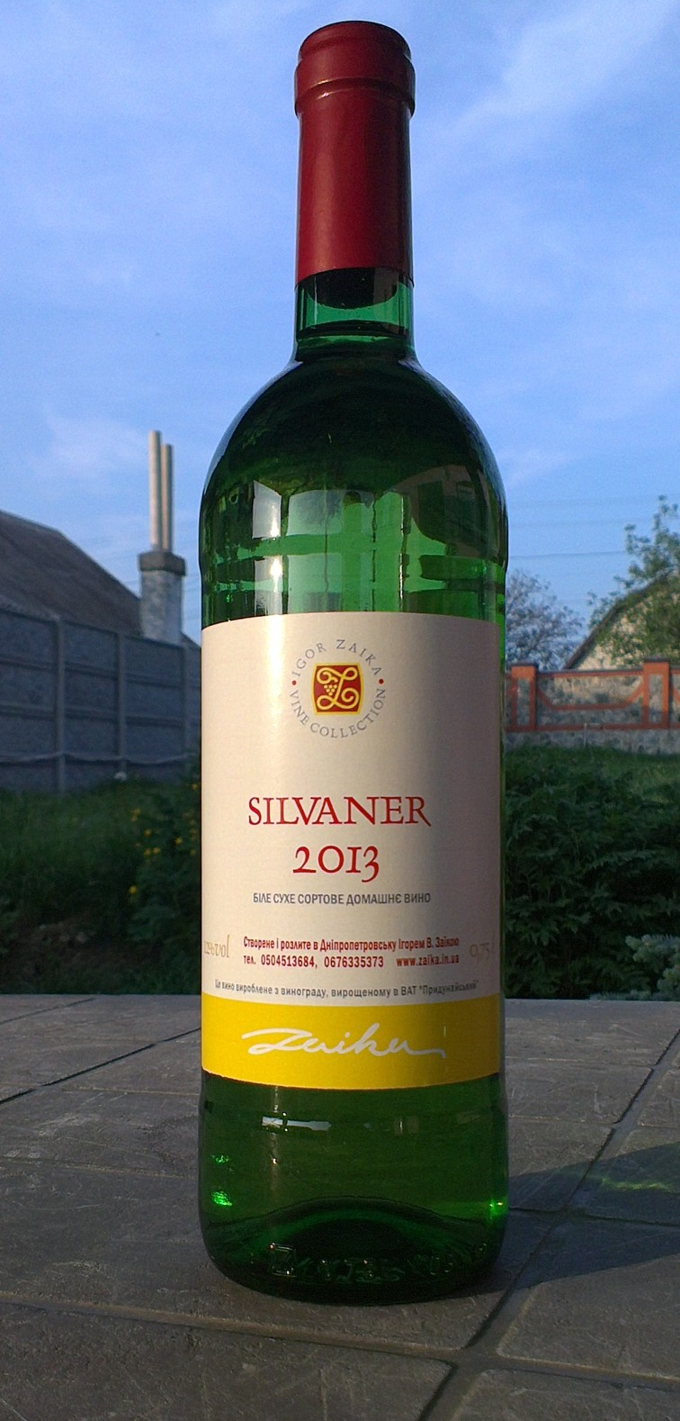 Silvaner 2013