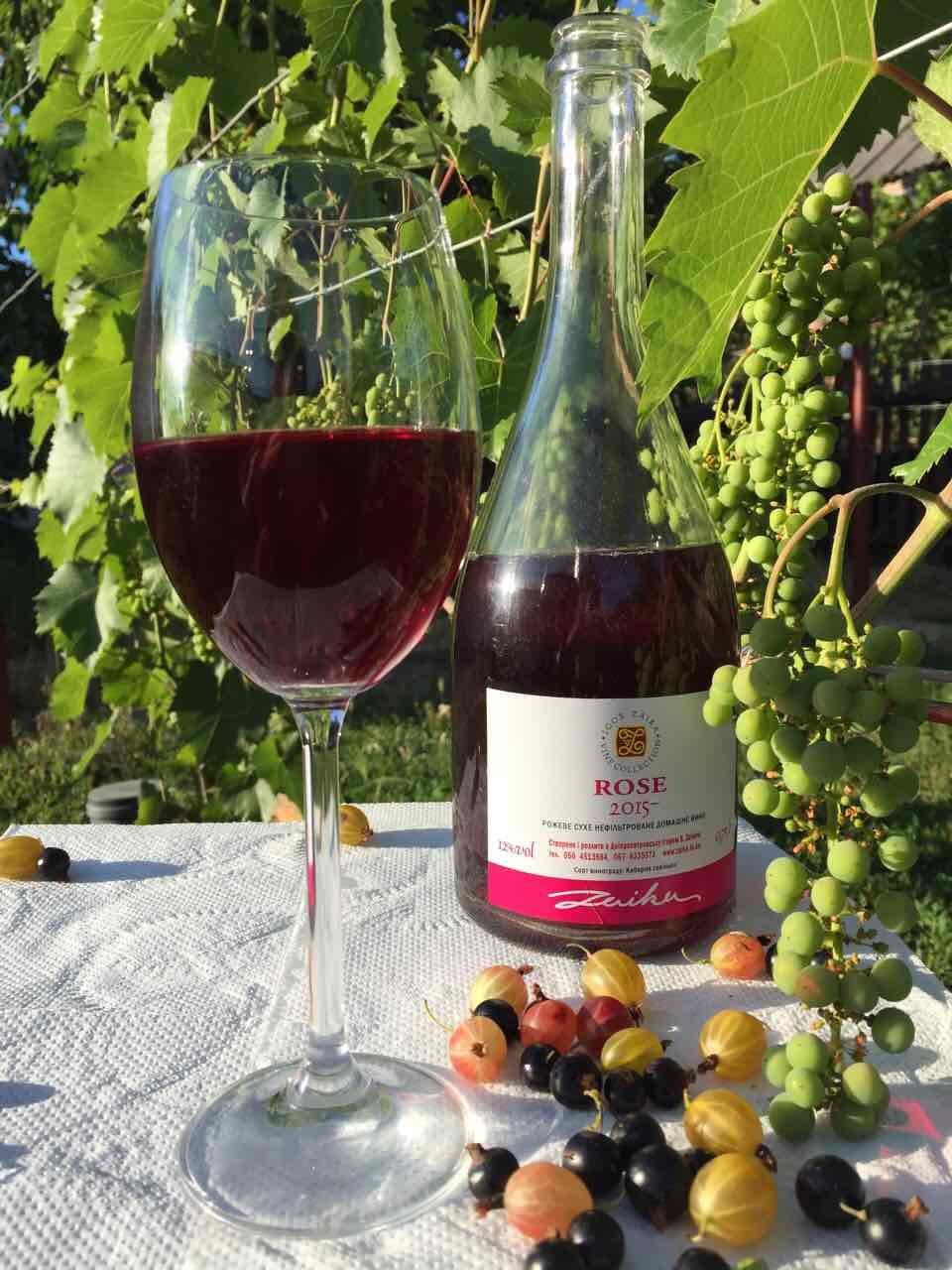 Розовое вино в домашних условиях рецепт 630