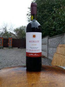Мерло 2016